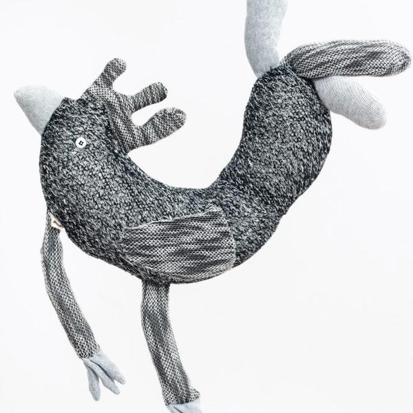 przytulanka w kształcie kury